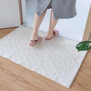 Woven Textured Rug