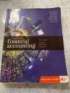 Asia Global Edition Financial Accounting