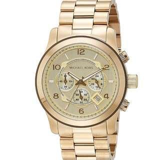 8e6d9d2018a5 Michael Kors Mens Runway Chronograph Watch MK8077