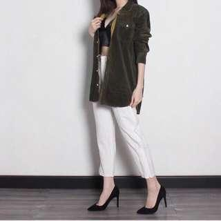 Green Army Jeans Outer