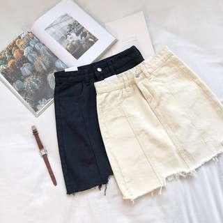 🚚 #5 simple A-Skirt
