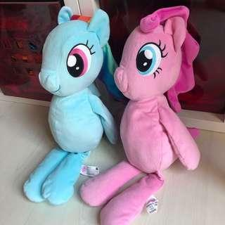 Authentic My Little Pony Stuffed Toys