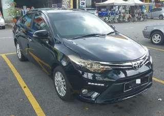 Toyota Vios G 1.5 Auto