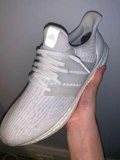 Adidas Ultraboost 3.0 Triple White