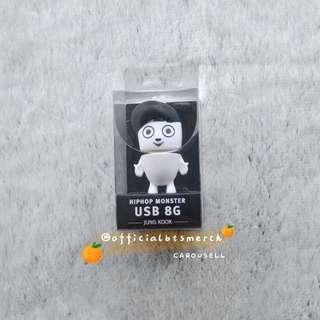 BTS HIP HOP MONSTER USB FLASH DRIVE - JUNG KOOK 정국