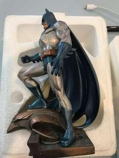Batman dc direct (patina) mini statue