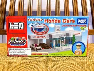 Tomica Honda Showroom