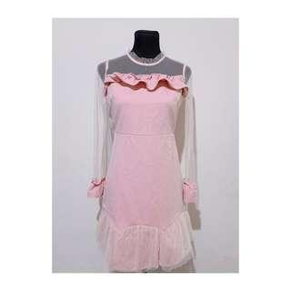 Pink Dress for 100 only!
