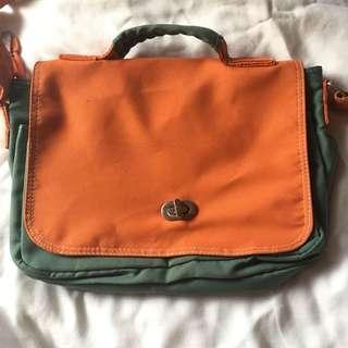 Pre-loved Heartstrings Shoulder Bag