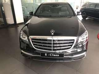 Mercedes benz S-CLASS 450