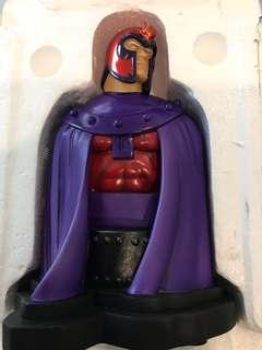 Bowen design magneto bust marvel comics statue
