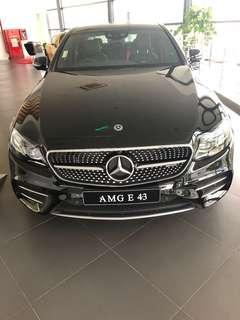 Mercedes benz AMG E-43