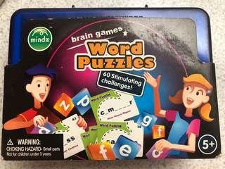 🚚 Brain Games Word Puzzles