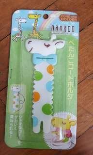 🚚 Cord holder, card holder, post it note, tissue holder, keychain