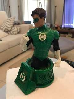 Heroes of the dc universe blackest night green lantern hal jordan bust