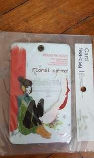 🚚 Folder Bag, coaster, card holder