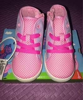 Peppa Pig Girls Ells Sneakers