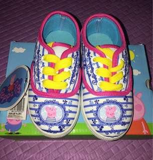 Peppa Pig Girls Adeline Sneakers