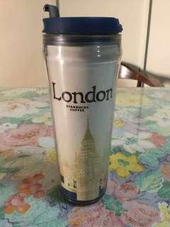 Starbucks City Tumbler - London ‼️see photos for imperfections ‼️