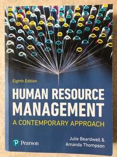 🚚 Human Resource Management by Julie Beardwell & Amanda Thompson. (8th Edition)