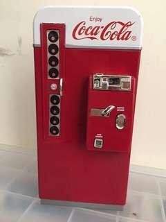 可口可樂saving box
