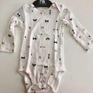 Carters Long Sleeve Bodysuit
