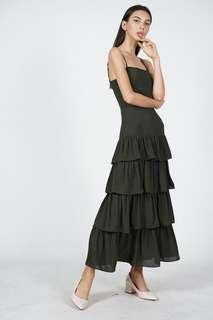 MDS tiered dress