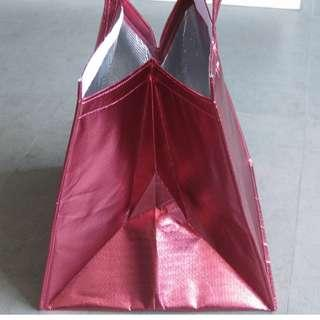 Plain Food Cooler & Warmer Bag