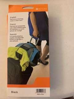 Bag bungee straps for luggage