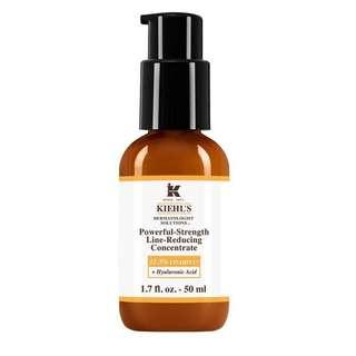 NEW - Kiehl's Powerful-Strength Concentrate RRP $98