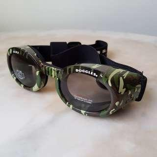 Doggles (Doggie Sunglasses) in Camouflage Design - Large