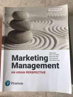 🚚 Marketing Management by Philip Kotler et al. (7th Edition)