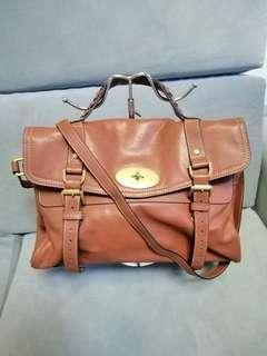 Mulberry Alexa Satchel Bag