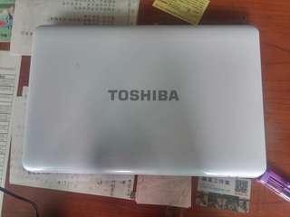 TOSHIBA.  L650筆電