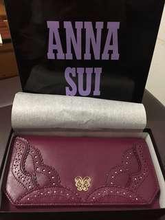 Anna Sui wallet 長銀包