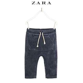 🚚 ZARA Corduroy Winter baby Pants