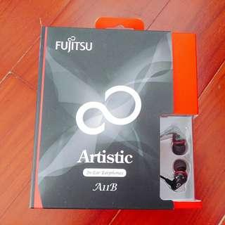 Fujitsu 耳機 headphone