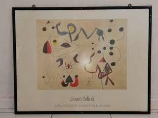 Joan Miró - Collection of European Masters