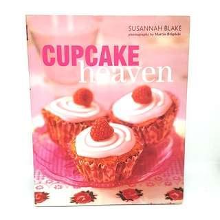 🚚 Baking recipe book: Cupcake Heaven by Susannah Blake
