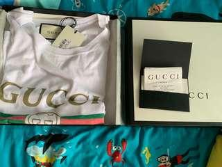 🚚 Gucci Belt Logo Tee