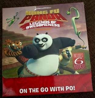 🚚 Kung Fu Panda-on the go