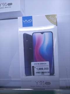 Vivo Y91 2019 32GB, Bisa Kredit