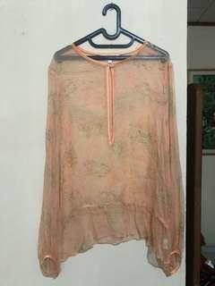Silk Tops - East India