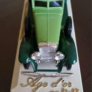 Original Solido Cast-iron Toy Cars for sale