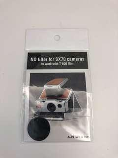 Polaroid ND filter for SX70