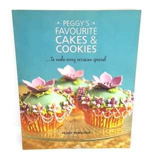 🚚 Baking recipe book: Peggy's Favourite Cakes & Cookies