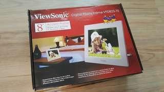 ViewSonic數位相框8吋VFD823-70