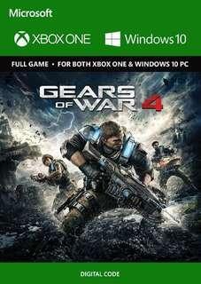 🚚 Gear of War 4 XBOX ONE / WINDOWS 10