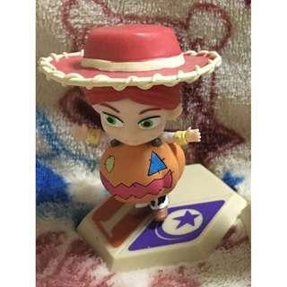 玩具總動員 胡迪 翠絲  公仔  一番賞 巴斯 擺飾 南瓜