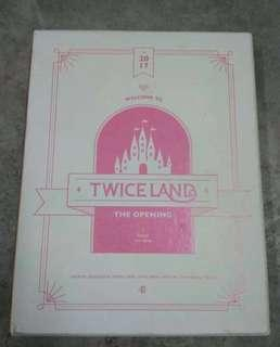 Twice - Twiceland : The Opening DVD